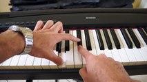 #08 Formação dos acordes Aumentados e Diminutos | Teclado/Piano