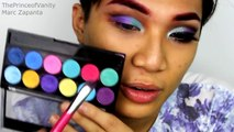 Ariel 'The Little Mermaid' Makeup Tutorial   ThePrinceOfVanity