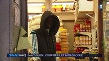 Saint-Ouen : des renforts policiers pour lutter contre le trafic de drogues