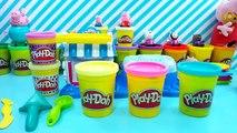 peppa pig play doh cupcakes double dessert toy playdough toys Свинка Пеппа ★ Play Doh Eggs ★