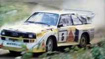 "Audi Sport Quattro S1 E2 ""Maximum Attack"" - 1985 1000 Lakes Rally"