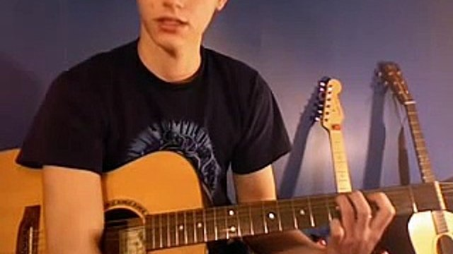 How to Play Nirvana Heart-Shaped Box Intro and Solo