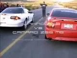 camaro lt1 vs mustang v8