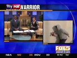 Fox Atlanta Prison Break Interview