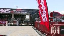 UFD Racing   Speed Energy Formula Off-Road Stadium Super Trucks   Video w/ Crash