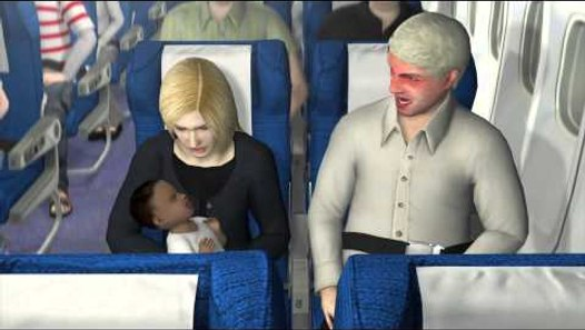 Man Slaps Baby On Plane After Calling Him Racial Epithet Video Dailymotion