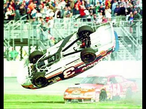 NASCAR Cleadus Judd