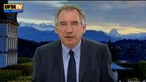 Attouchements suspectés dans un collège: Bayrou veut interdire les portables à l'école