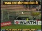 Sampdoria - Roma 1-4 Totti