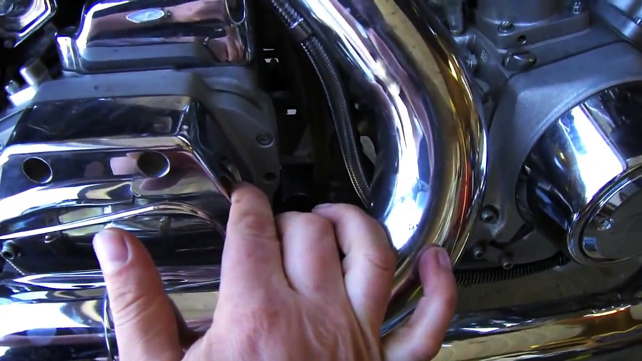 transmission oil change DIY in your Indian or Harley Davidson Motorcycle