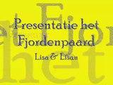 Presentatie het Fjordenpaard (Film)