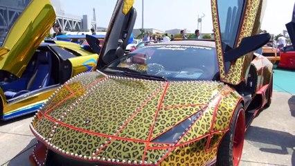 Dünyanın en çirkin Lamborghinisi