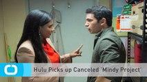 Hulu Picks up Canceled 'Mindy Project'