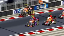 MiniDrivers - 2015 Bahrain Grand Prix