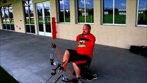 Le record du monde de tir à l'arc détenu par un homme sans bras
