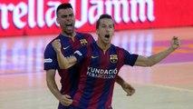 FCB Futsal: FC Barcelona - Ribera Navarra, 7-2 (PlayOff LNFS)