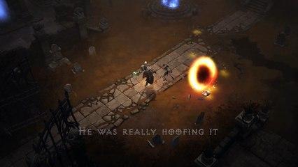 Vidéo cachée sur le site officiel de Diablo III : Partout sauf le niveau des vaches