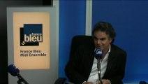 Alexandre Jardin invité de Daniela Lumbroso - France Bleu Midi Ensemble