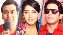 Exclusive Interview | Raj Singh Arora, Anurag Sharma, Shireen Mirza | Yeh Hai Mohabbatein