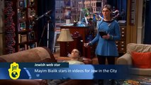 Mayim Bialik Plays in 'Jew in the City': Big Bang Theory Actress is an 'Aspiring Orthodox Jew'