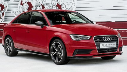 Audi A3 Style Package Unveiled At Wörthersee