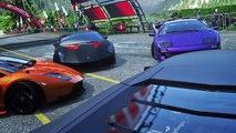 """DriveClub : Trailer """"Lamborghini Icons"""""""