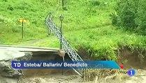 Deshielo provoca inundaciones históricas en Lleida - España