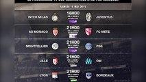 Montpellier-PSG, Man Utd-Arsenal, Atletico-Barça... Le programme TV des matches du weekend à ne pas rater !