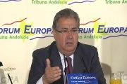 """Zoido ve """"evitable"""" otras elecciones en Andalucía"""