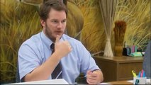 Chris Pratt Bloopers, All Outtakes ,  Parks and Recreation