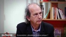 André Orléan à Jean Tirole : « Avoir le Nobel ce n'est pas disposer de la vérité »