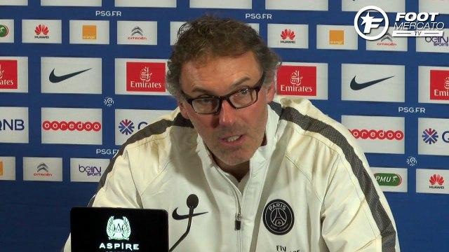 Blanc et les limites du PSG en Ligue des Champions