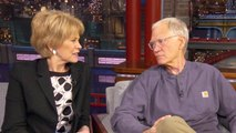 """Letterman opens up to """"CBS Sunday Morning"""" about finale"""