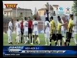 ΑΕΛ-ΑΕΚ 0-1 TRT φάσεις 2014-15 4η αγων. Πλέιοφ