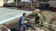 "GTA 5 ALIEN EASTER EGG! (GTA 5 Aliens) (Grand Theft Auto 5) ""How to Find Aliens in GTA 5"""