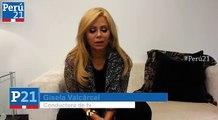 Gisela Valcárcel por competencia con Magaly: '¿Turcos? Yo soy más de latinos' [Video]