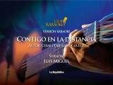 04 Luis Miguel - Contigo en la distancia (v. karaoke)