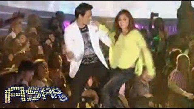 """Maja & Enrique's """"I Know You Want Me"""" dance showdown"""
