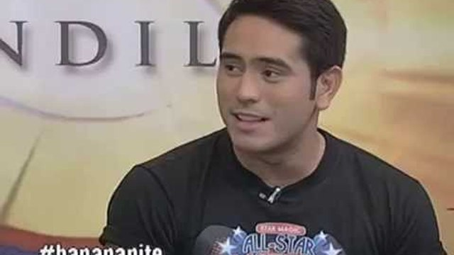 Gerald Anderson talks about working with Angelica Panganiban