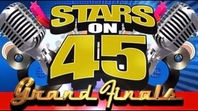 STARS on 45  Grand Finals