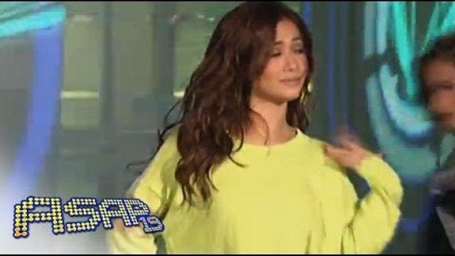 Enrique Gil & Maja Salvador in ASAP Supahdance showdown