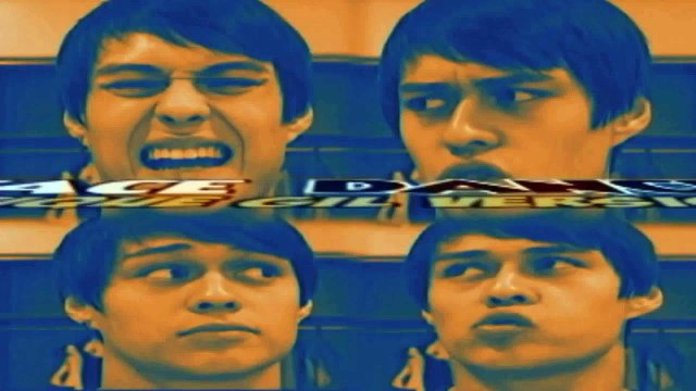 iWant Stars : Enrique Gil 'What Does The Fox Say' Face Dance
