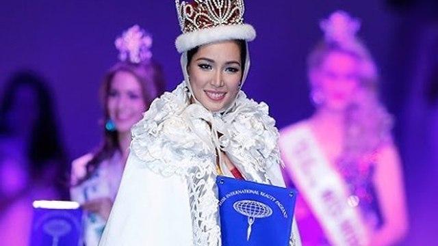 Miss Philippines Bea Rose Santiago wins Miss International 2013