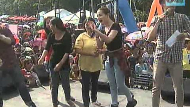 ABS-CBN 60 Years: ABS-CBN Show Throw Back Games at GKW