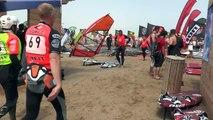 Défi Wind : les planches à voile défient la Tramontane