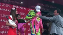 Giro d'Italia 2015 - Stage 7: Diego Ulissi post race interview