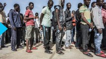European Union Plans Refugee Centers for Fleeing Migrants