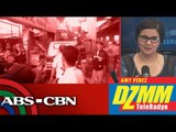 Residents hysterical during Makati demolition