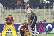 Bilal Asif 114 in 48 balls batting highlights  Abbottabad Falcons v Sialkot Stallions , May 15, 2015 Haier Super8 T20 Cu