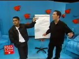 Jamel et Gad Elmaleh expliquent un mot
